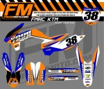 fm rc ktm 2015 blue
