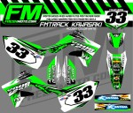 racing decals for motocross