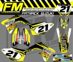 motocross racing decals