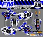 Fresh Moto Yamaha Kit