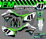 custom moto graphics