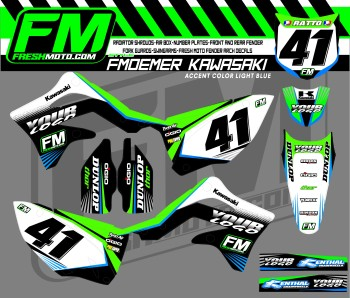 custom moto graphics