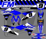 custom yamaha graphics