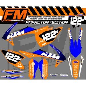 Fresh Moto Factory Edition KTM